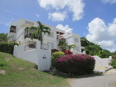 Photo for Ashanti 1, stunning 3 bedroom apartment on the platinum coast of Barbados.