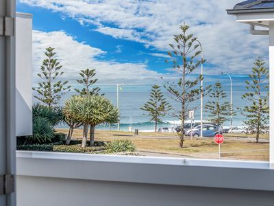 Photo for Bar Beach - unrivalled luxury apartment - beach views - 100m to sand