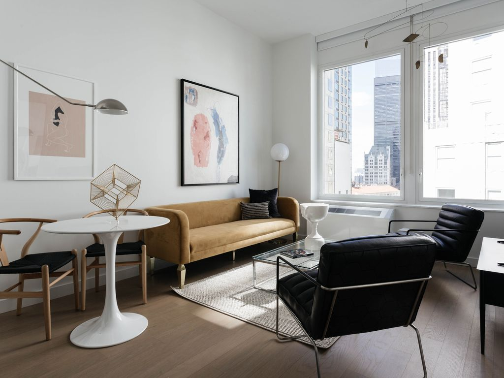 Grand 1BR in FiDi by Sonder