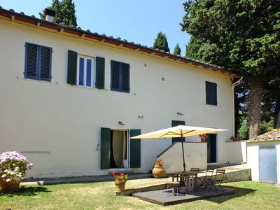 Photo for Apartment Noce (GRE181) in Greve in Chianti - 4 persons, 2 bedrooms