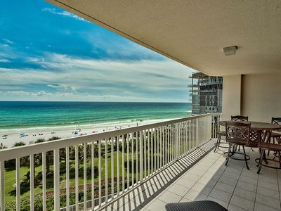 Photo for Gulf-Front Condo in Destin w/ Stunning Views & Gorgeous On-Site Amenities!