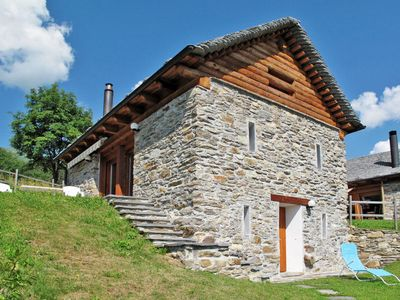 Photo for Vacation home Rustico Püscett (LTC156) in Leontica - 5 persons, 3 bedrooms