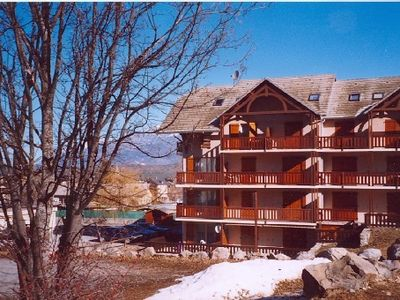 Photo for Duplex Ancelle, good location, beautiful view of the Ecrins, the slopes