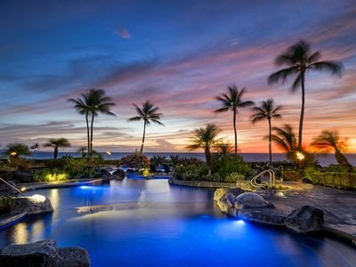 Photo for Amazing Ocean, Golf & Sunset Views | Great Location
