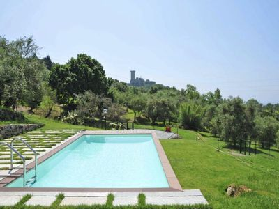 Photo for Villa La Vigna with pool for the exclusive use of guests