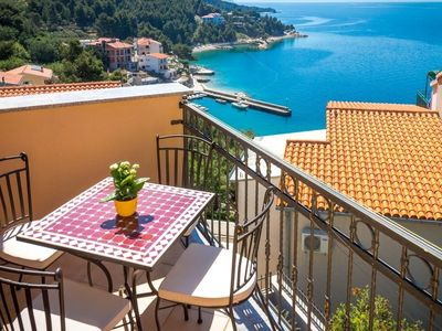 Photo for Apartment Led  A7(2+2)  - Brela, Riviera Makarska, Croatia