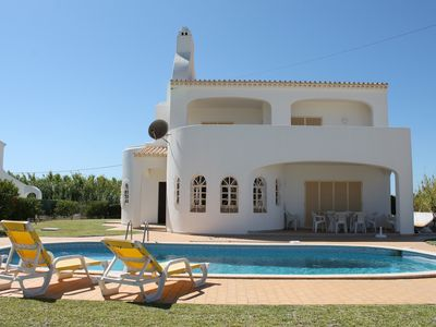 Photo for Beautiful 4 bedroom villa, very quiet area, 1 km from the Beach Bunny