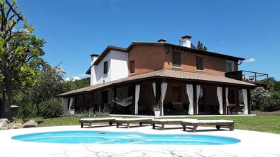 Photo for Private Villa  Berici with Pool & Panoramic views 1hr to Venice & Lake Garda.