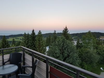 Photo for Perfect family holiday in the mountain forest: pool, sauna and fantastic views