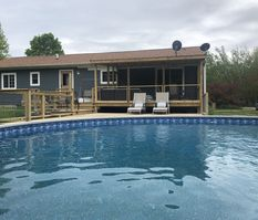 Photo for 3BR House Vacation Rental in Three Oaks, Michigan