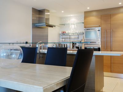 Photo for Stylish 2 bed apartment just over the River from Chelsea (Veeve)