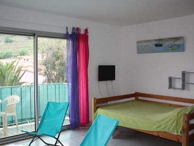 Photo for Rent Studio 2 People In Villa in Port Vendres at 2 Kms De Collioure