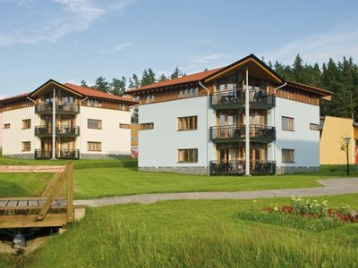 Photo for 2-person apartment in the holiday park Landal Marina Lipno - on the water/recreation lake