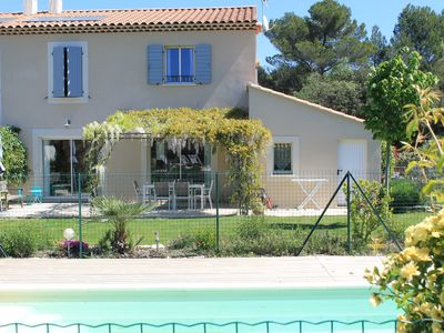 Photo for House with pool in Aix-en-Provence just 5km from the city center