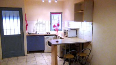 Photo for Nice Furnished Studio 25 m2 in Pezenas Centre