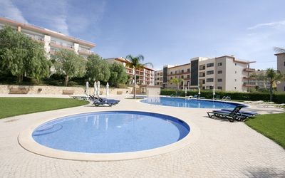 Photo for Encosta da Marina 5i - 2 bedroom - 2 bathrooms - WiFi - A/C -  Communal Pool