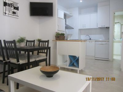 Photo for Modern apartment in the historic center of Malaga with WIFI