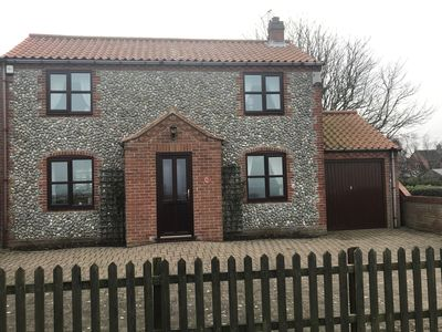 Photo for Beautiful House with Seaviews in Mundesley