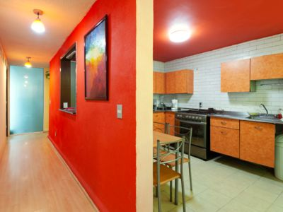Photo for Apartment in Coyoacan, safe area, family-friendly, near UNAM