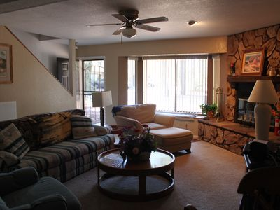 Photo for Amazing Condo In The Heart Of Pinetop- Backs Up To The National Forest