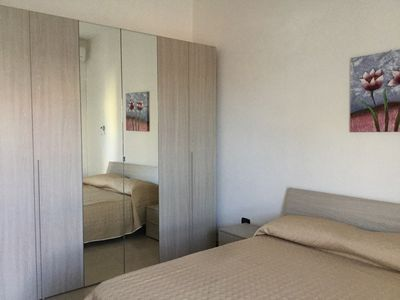Photo for Furnished apartment on the ground floor a few kilometers from the sea and from Cagliari
