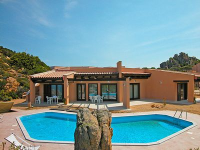 Photo for Vacation home Sette  in Costa Paradiso, Sardinia - 10 persons, 4 bedrooms