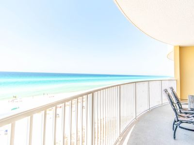 Photo for Emerald Isle 505 - Beautiful 2 Bedroom 2 Bath with beach chair service!
