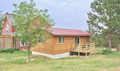 Photo for The Tatanka Cabin at White Tail Ridge, Black Hills - Summer Special!