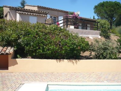 Photo for House with private pool in Gulf of Saint-Tropez