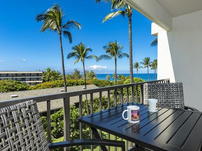 Photo for Ocean Views from Lanai! Remodeled, Perfect for Couples! Kihei Akahi C507