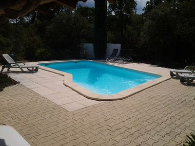 Photo for Beautiful villa in the Var with private pool