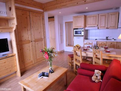 Photo for Residence La Grande Cordée *** - 2 Rooms 4 People View Aravis