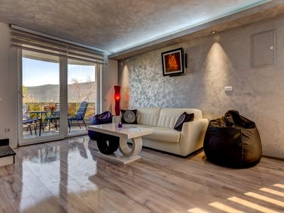 Photo for Modern Renovated Duplex Walking Distance to the Beach