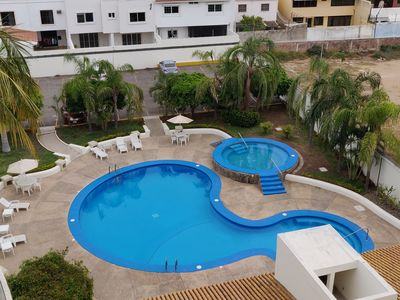 Photo for Spacious condo in Mazatlan Golden Zone