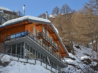 Photo for Apartment in the center of Zermatt with Internet, Lift, Terrace, Washing machine (143155)
