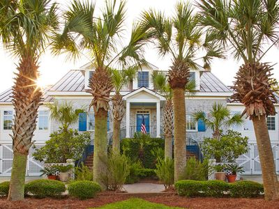Photo for Enjoy the Tranquility and Ocean Breezes in this Oceanfront Home