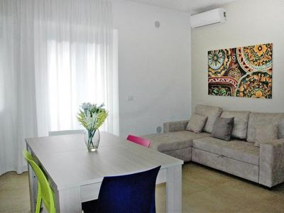 Photo for Holiday resort Palazzo dei Delfini, Catania  in Um Catania - 6 persons, 2 bedrooms