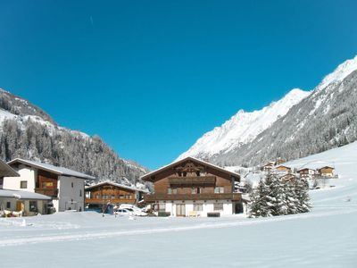 Photo for Apartment Haus Kraxner (SOE630) in Sölden - 4 persons, 2 bedrooms