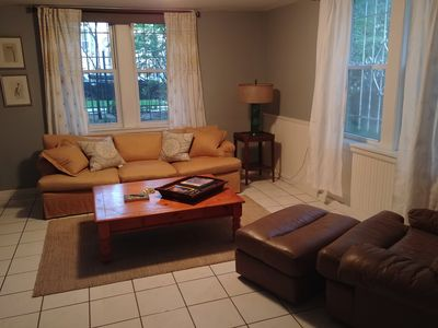 comphy bright living room