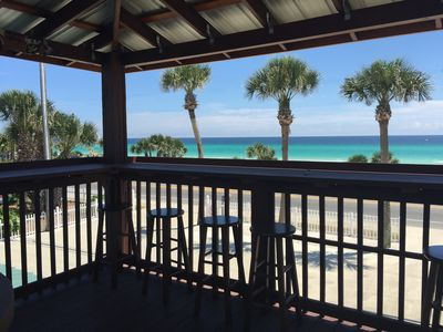 Photo for BEAUTIFUL HOME WITH GORGEOUS GULF VIEWS!  LOOKOUT TOWER & PRIVATE BEACH ACCESS!