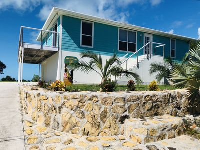 Stunning sea views as seen on HGTV's Bahamas Life! BONUS 2 kayaks, 1 paddleboard