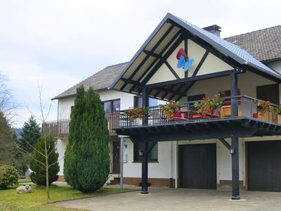 Photo for Spacious holiday home in the Sauerland with garden and playhouse