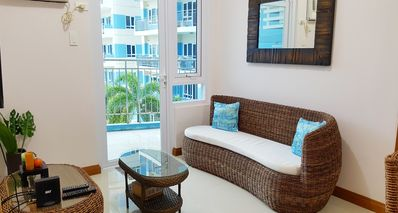 Photo for 2 Bedroom in Mactan with Pool & Sea View