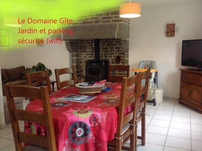 Photo for Domain 1 - Cottage in Normandy for 6 people