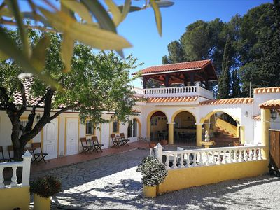 Photo for Family-friendly and rural Finca with five rooms, max. 10 people