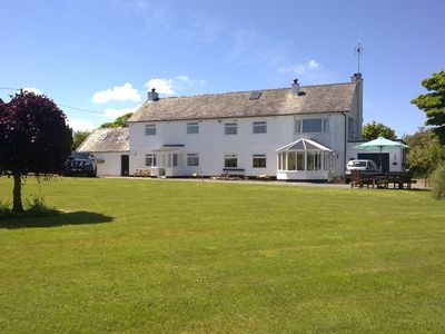 Photo for Stunning farmhouse in Lligwy, Moelfre, stunning views, by the best beaches