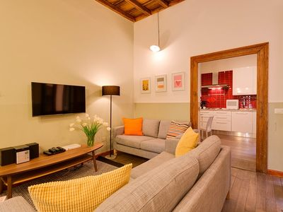 Photo for Large 6 bedroom apartment in central Rome