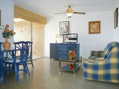 Photo for Apartment in Benidorm with Internet, Pool, Lift, Parking (90757)