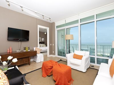 Luxurious Beachfront Condo with Amenities Galore! Welcome to Sapphire #1009!