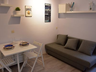 Photo for Elegant apartment Open space in the city center